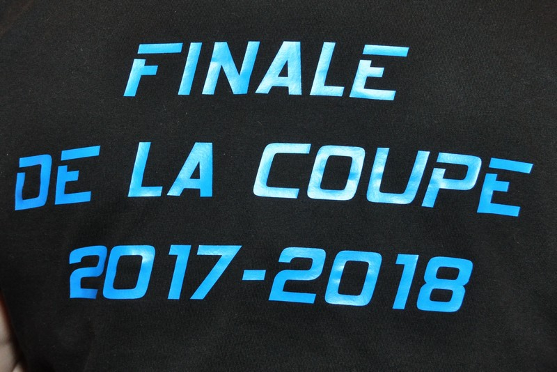 01/04/18 : U19 CINEY / GEMBLOUX Finale Coupe