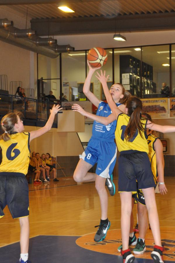 04/02/17 : U14 Filles Reg CINEY A / NATOYE