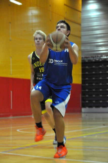 22/08/15 : U18  Reg ANDENNE / CINEY