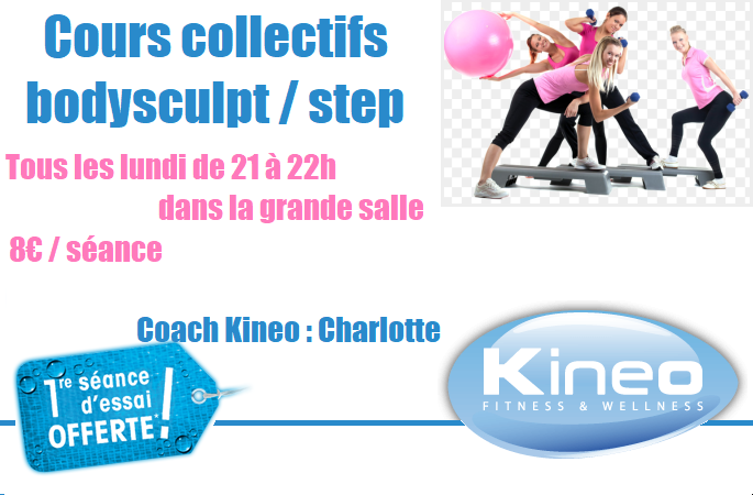 Fitness chaque lundi