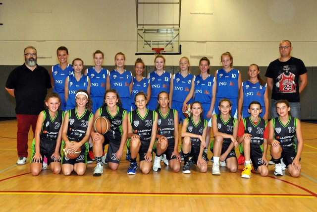 25/08/18 : U16 F AWBB CINEY / CENTRE GAUME
