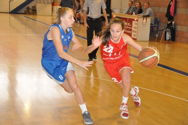 22/09/18 : U16 Filles AWBB CINEY / NAMUR CAPITALE